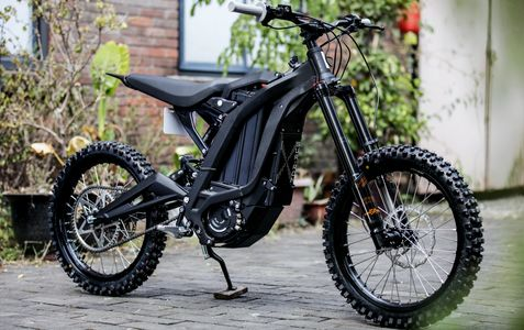 Sur-Ron LBX Youth Version. Childs electric Motor Cross Bike