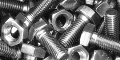 Stainless steel nutsand  bolts