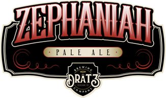 The American version of an English Pale Ale, Zephaniah is a good balance between malt and hops.   It