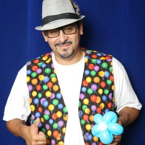 Mr. Balloontastic is just one of our featured artists