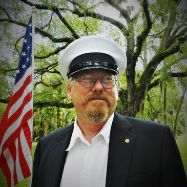 Headshot image of Andrew Foster, Loxahatchee Battlefield Preservationists Vice President.