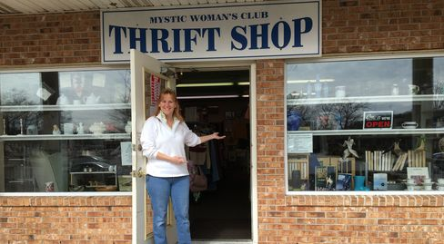 Welcome to our Thrift Shop
