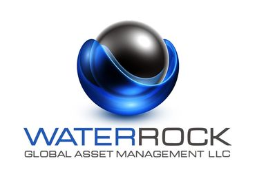 WaterRock Global Asset Management Logo.  Investment firm, Stocks, Bonds Mutual Funds,
