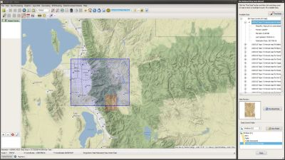 Using the USGS Data Wizard in Simple GIS Client