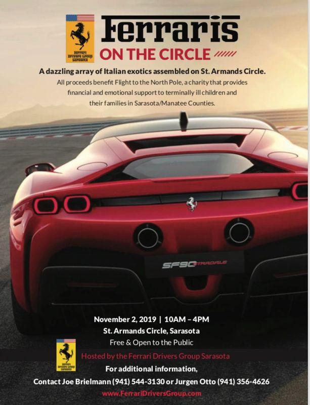 Ferrari Drivers Group Sarasota Home