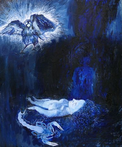 Sleep Paralysis Nightmare, Archetypes  Collective Unconscious, Jungian psychology Leanne Whitney