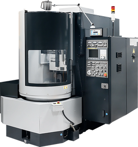 The Okamoto PRG DXNC Precision rotary table grinding machine