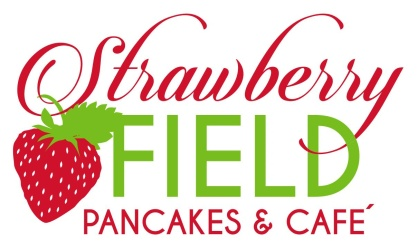strawberry field pancakes & cafe