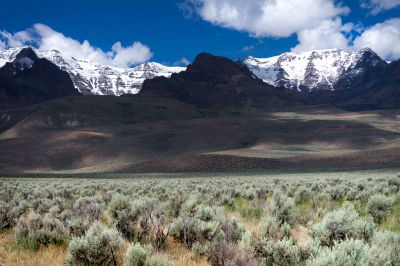 Steens Mtn, eastern Oregon