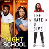 #The Next Come Up attends premieres if #Night School and #The Hate U Give