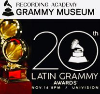 Director Of Grammy Curatorial Affairs, Nicholas Vega discusses The Latin Grammy Award.