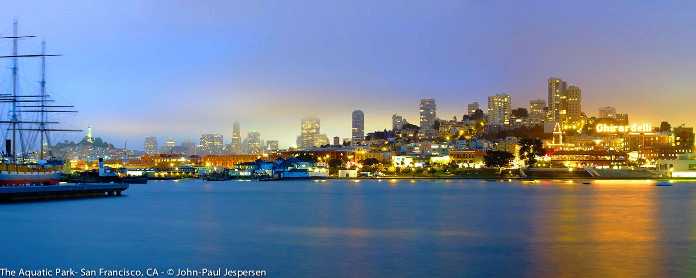 View of Russian Hill. Photo by John-Paul Jespersen.