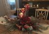Customized Holiday Centerpiece