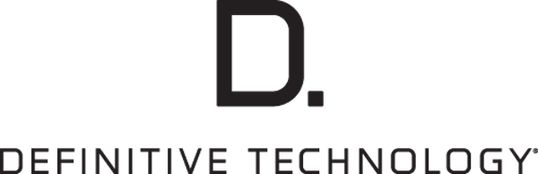 Definitive Technology speakers