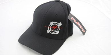 Fesler Built hats, shirts, stickers and banners