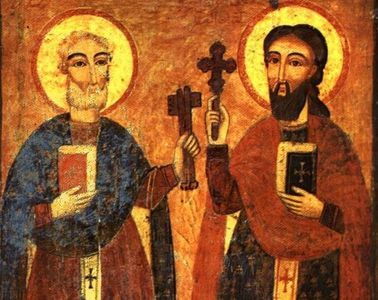 Reflecting on the Feast of Saints Peter and Paul