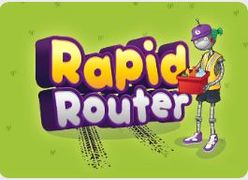 Rapid Router programming