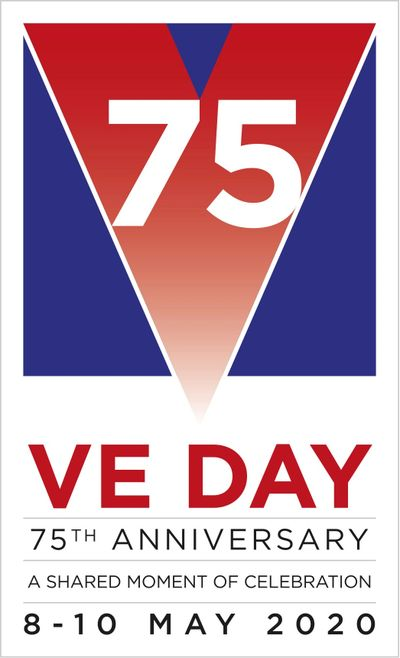 VE Day 75th anniversary website