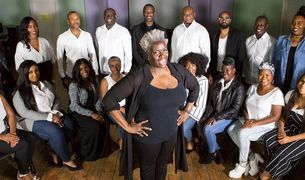Karen Gibson & The Kingdom Choir's 'Stand by Me' Cover Hits Gospel Songs Chart After Royal Wedding