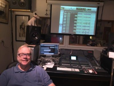 Patuxent Recording Studio with Engineer/Producer Tom Mindte