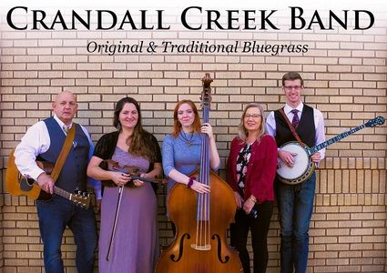 Crandall Creek Band They are from WV perform throughout the United States