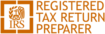Registered tax return preparer Tax services in Houston, Texas and surrounding areas