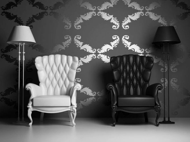 Enjoy A Stress Free Wallpaper Installation And Leave You With The Fine Finish Desire