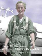 Legacy Publishing, LLC produced this book cover for Woman Pilot magazine series o World War II women