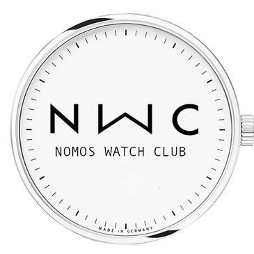 NOMOS Watch Club Logo