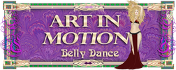 ART IN MOTION BELLY DANCE