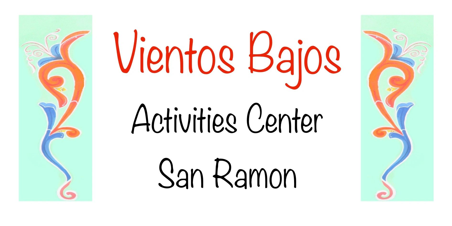Logo for Vientos Bajos Activities Center, San Ramon, Costa Rica
