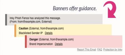 Managed EMAIL Banners