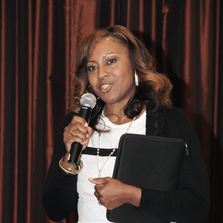 Public Speaker and Trainer, Sabrina Lowery