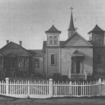 Blessed Sacrament Church in Elk, CA