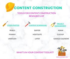 Content Construction by Lisa Toban - www.lisatoban.com