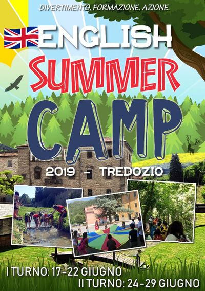 English Summer Camp Faenza