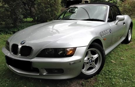 Car Detail on BMW Z3