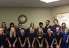 January 2017 Grading Class of Nurse Aide Students