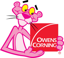 Owens Corning logo for roofing