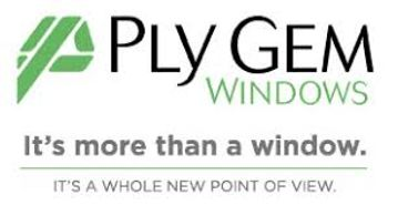 Ply Gem Windows logo for window replacement