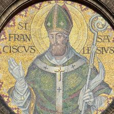 St. Francis de Sales The Patron Saint of Writers