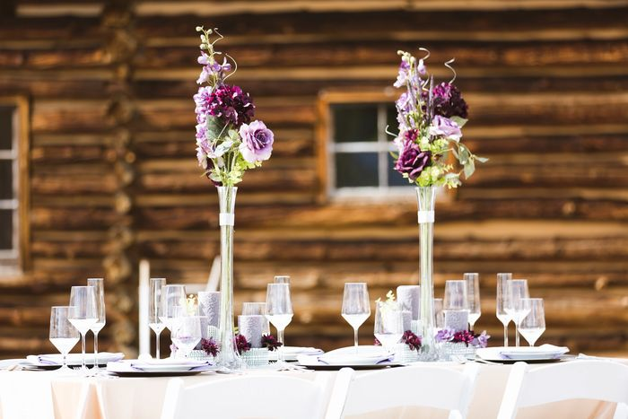 Reception details, table decor, table set up,as your wedding planner we will help with this.