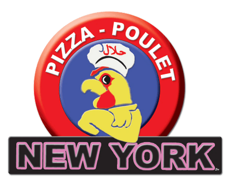 Pizza Poulet New York