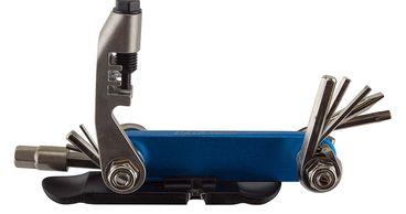 Multi-tool Bicycle Repair Tools Hex Spoke Wrench Screwdriver 10 In 1 Kit Set JB