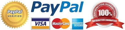 We Accept Most Major Debt & Credit Cards