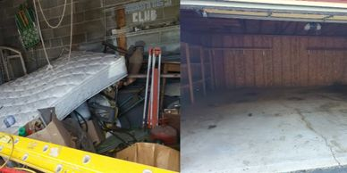 Storage Unit Cleanout in Sheboygan, Wi 53081