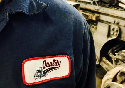 Our Team at Quality Truck and Trailer Repair
