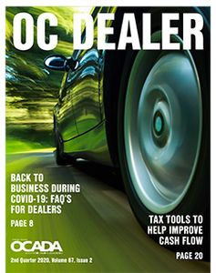 OC Dealer magazine Spring 2020 issue