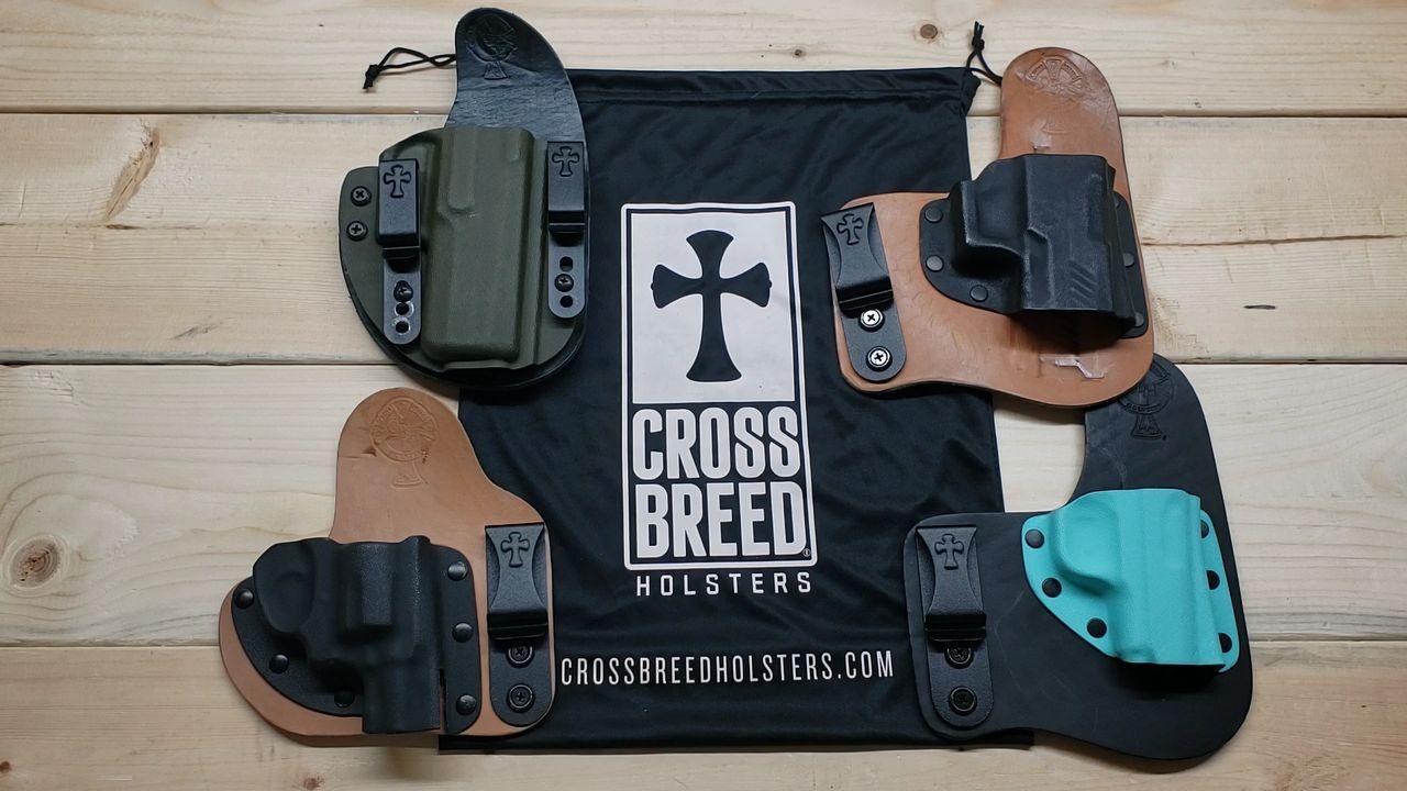 CrossBreed Holsters : My EDC Choice