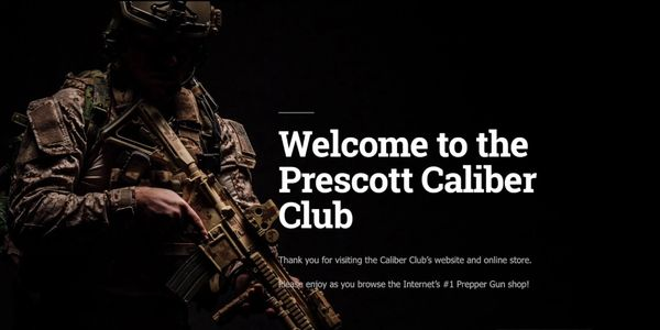 Prescott Caliber Club is an amazing online store for preppers, gun owners, survivalists and more!